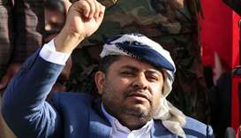 Mohammed Ali al-Houthi, head of the Huthi rebels' Supreme Revolutionary Committee
