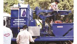 New machine aims to end sewer death shame