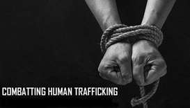 Qatar reaffirms support for efforts to combat human trafficking