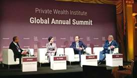 QFC discusses role of business hubs in wealth creation at Global Annual Summit