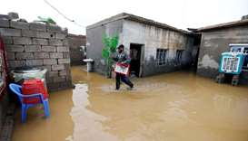 Iraq floods leave 21 dead in two days