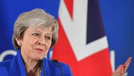 UK's May ignores doubts on historic Brexit mission
