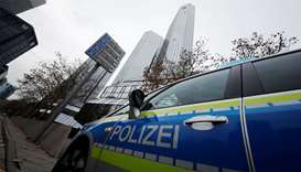Criminal police officers, prosecutors and tax inspectors searched Deutsche Bank offices in and aroun