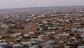 2 babies die at camp for displaced on Syria-Jordan border: UN