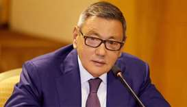 Rakhimov elected president of boxing body AIBA