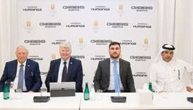 Gibbs Amphibians (Gibbs) is establishing a strategic partnership with the Madaeen Al Doha Group for