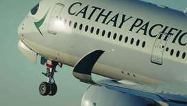 Cathay Pacific warns staff over 'illegal protests'