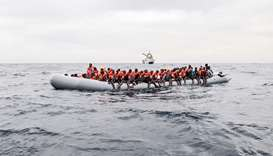 Seventeen migrants die crossing from Africa to Spain