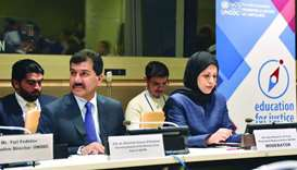 Doha Declaration event at UN focuses on Education for Justice