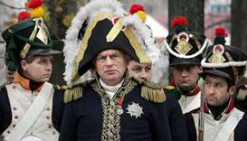 Shock in Russia as Napoleon expert confesses to chopping up lover