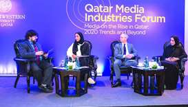 Media experts discuss industry trends at NU-Q forum