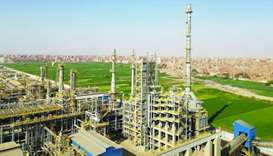 Egyptian Refining Company (ERC) Refinery project located in Mostorod