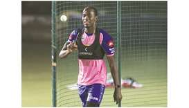 File photo of Jofra Archer. (IANS)