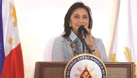 Vice President Maria Robredo: new strategies