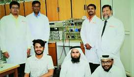 QU team develops gearless system for electric vehicles