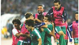 Iraq players