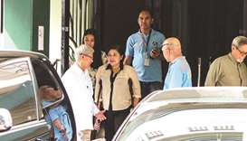 The Sandiganbayan has convicted former Isabela governor Maria Padaca of graft and malversation.