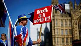 Britons in EU say Brexit taking its toll