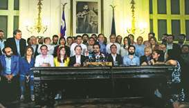 Chilean legislators