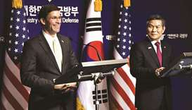 'S Korea should pay more for US troops'