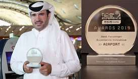 HIA gets silver award at 'Future Travel Experience APEX Asia Awards 2019'