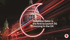 Vodafone Qatar goes live with nation's first 5G roaming service