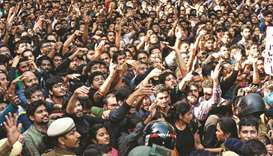Police clash with JNU students over fee hike