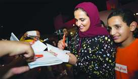 Ajyal Film Festival opens with glittering red-carpet event