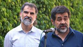 Amnesty calls on Spain to release two of the jailed Catalan leaders
