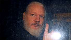 Doctors say Assange could die in prison if not treated