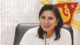 Leni Robredo: facing criticism