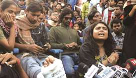 Will call off protests only if demands met: JNUSU