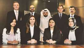 QFC legal team honoured at annual Qatar Business Law Forum and Awards