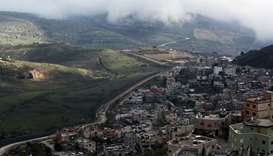 Two Killed, some wounded in Israeli attack on Damascus
