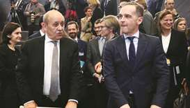 Germany and France vie for European leadership at Nato