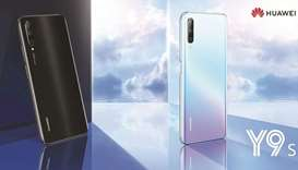Huawei Y9s: modern aesthetic design, outstanding specifications