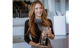 Shakira visits Education City