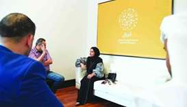 Ajyal an important event for cultural exchange: DFI chief