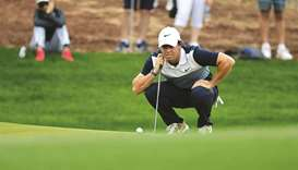 Opening round of 64 leaves McIlroy one shot off lead