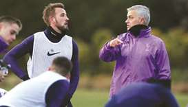Mourinho not planning on big changes at Spurs