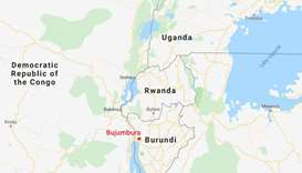 Attackers kill three in heavily guarded district of Bujumbura