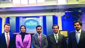 Strength of Qatar-US strategic ties stressed