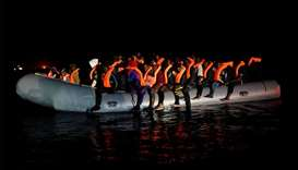 9 boats carrying over 600 migrants seized off Libyan coast