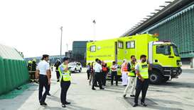HIA successfully completes 4th full-scale emergency exercise