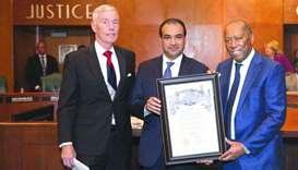 City of Houston proclaims Nov 19 as 'Qatar Day in Houston'