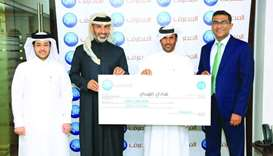 QIB awards QR1mn to Misk account holder