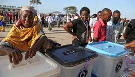 Tanzania holds local elections, without opposition
