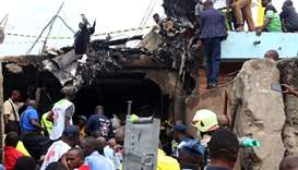 Plane crashes into homes in east DR Congo city, killing 23