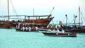 Traditional Dhow Festival
