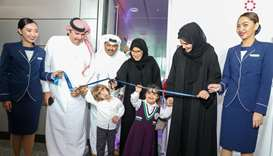 HIA opens Shafallah Centre Lounge for passengers with special needs